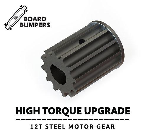 High Torque 12T Steel Motor Gear Upgrade