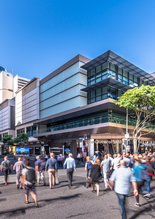 Brisbane City Architecture Photograph