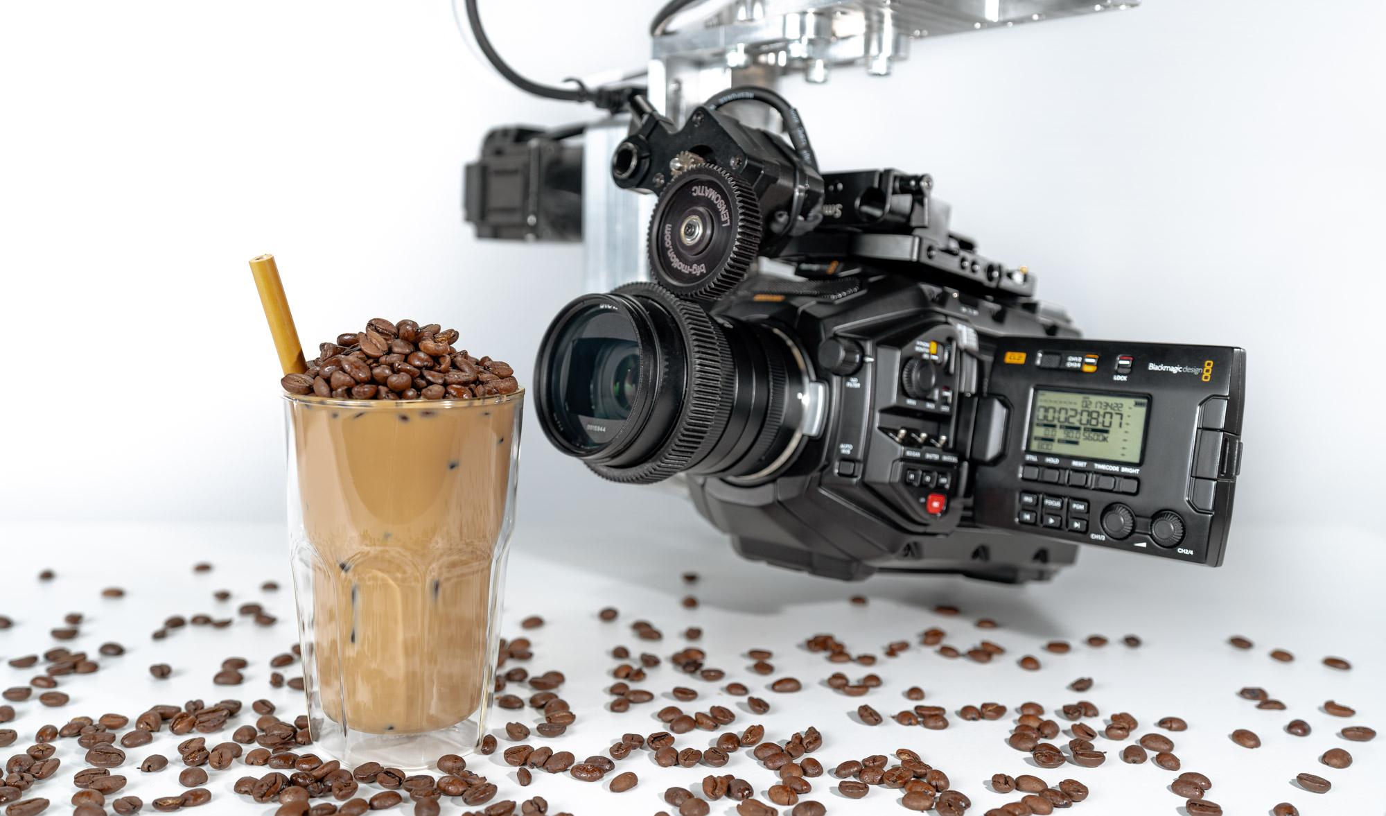 RAW Coffee - Motion Control - CineBot -