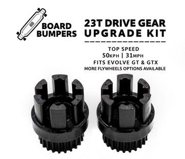 Drive Gear Upgrade Kits - Version 2 Update