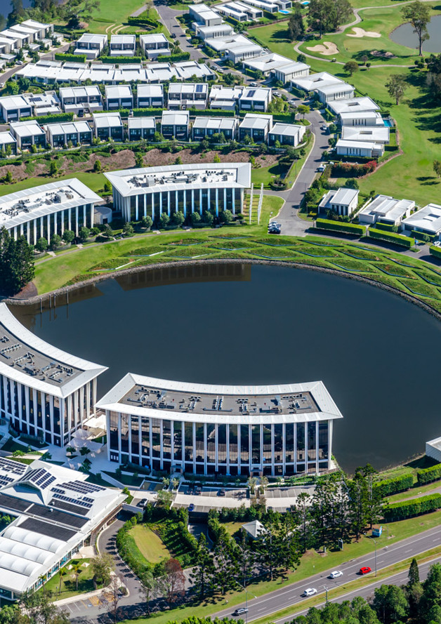 Marina Residences Gold Coast Aerial Photograph
