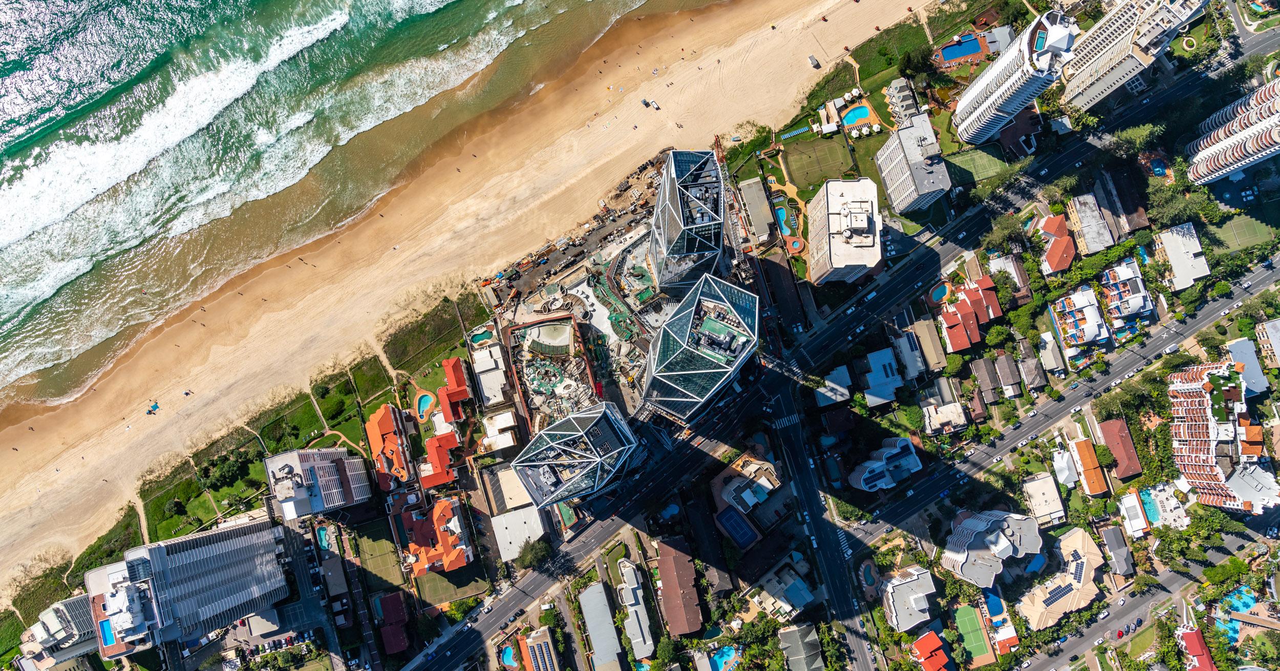 Surfers Paradise_Jewel Residences_Birds