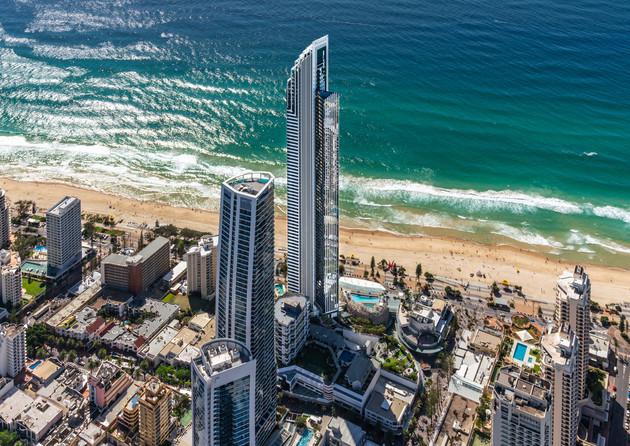 Soul Gold Coast Aerial Photograph