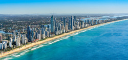 Surfers Paradise - Helicopter - Aerial P