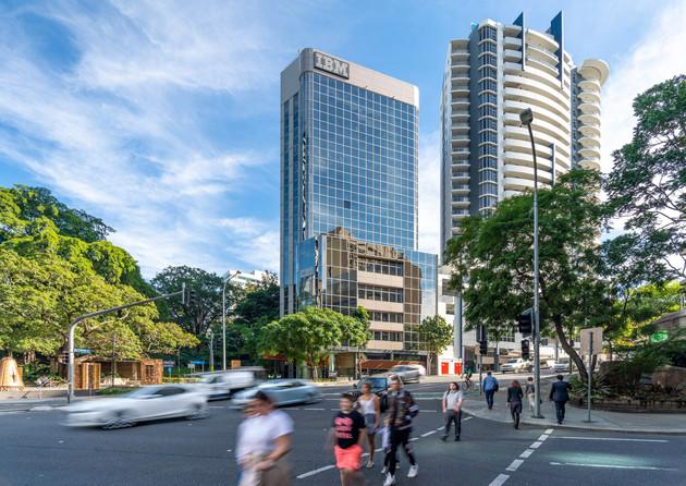 Brisbane CBD, 348 Edward St - Ground - P