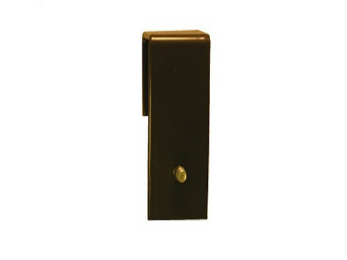 Bronze 1 Inch Slide-On Converter Fastener