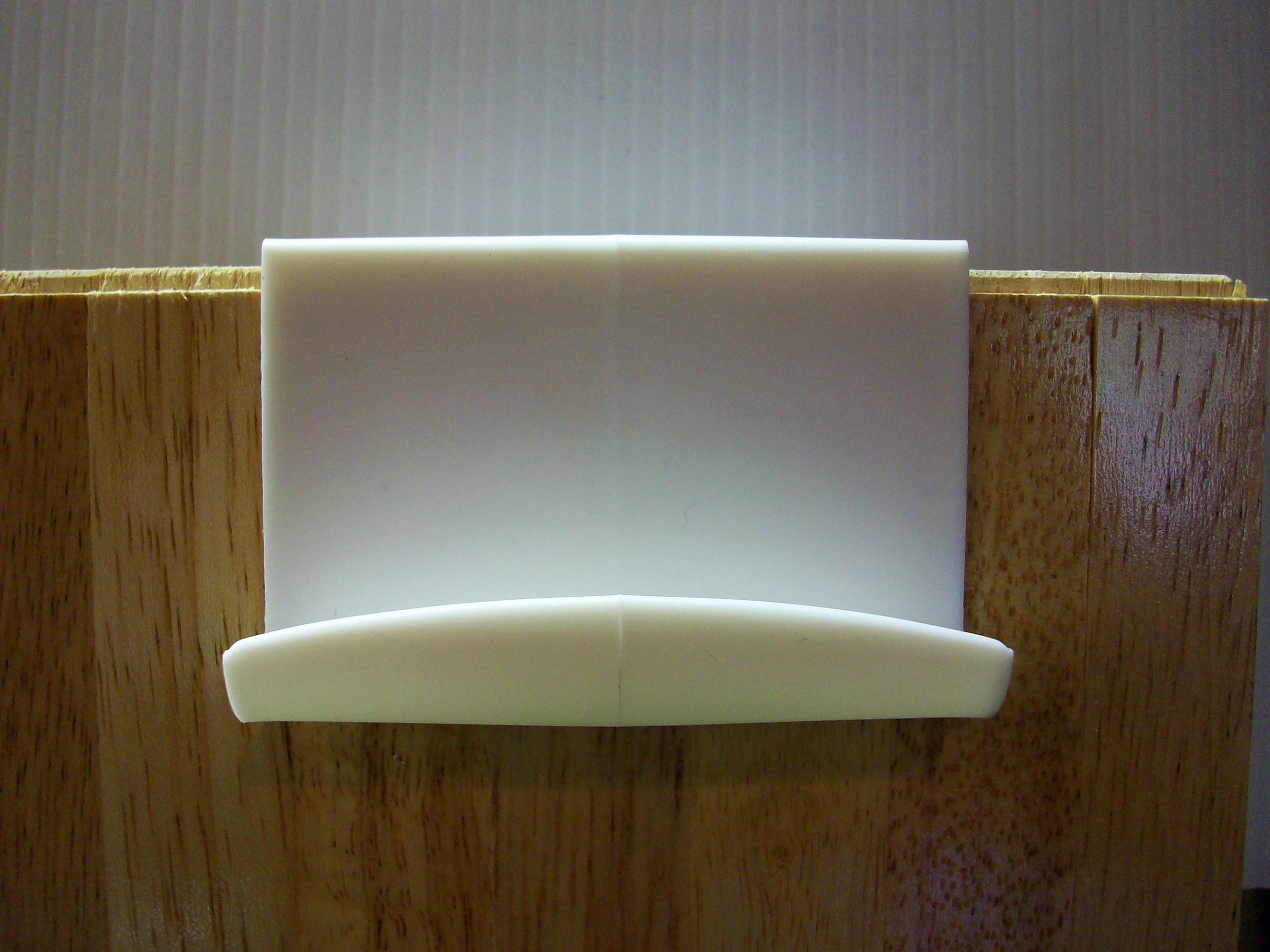 White Cupboard Hugger