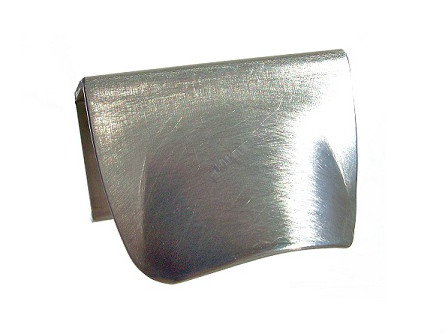 Satin Nickel Cup Pull