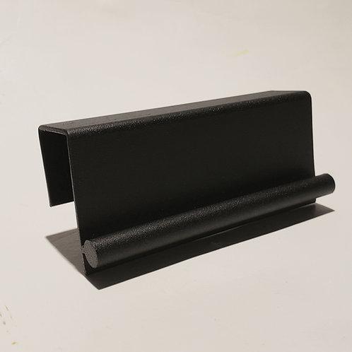Black 4 Inch Bar Pull
