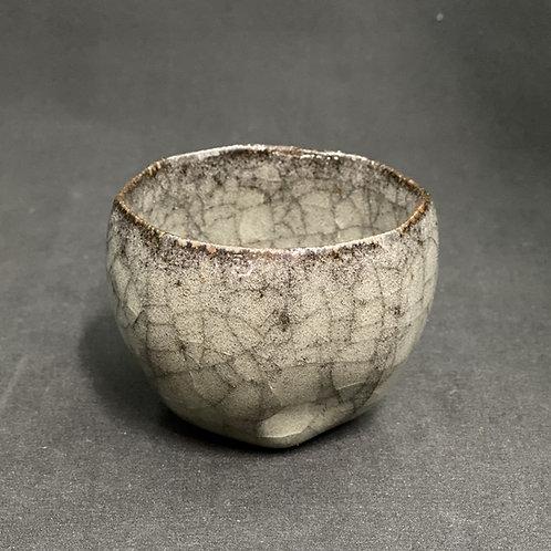 Akihiko Watanabe Kiln Change Celadon Gui Drink W-001
