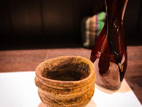 日本茶と茶漬けと酒とぐい呑と