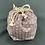 Thumbnail: Grandma Tokue's purse Hemp leaf [Azuki]