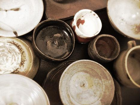 陶器いろいろ