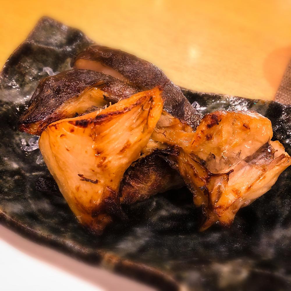 鱈の幽庵焼
