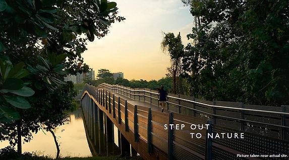 Riverbank Fernvale - Sengkang Riverside Park