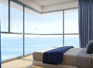 seaside-residences-singapore-showflat-condo-master-bedroom