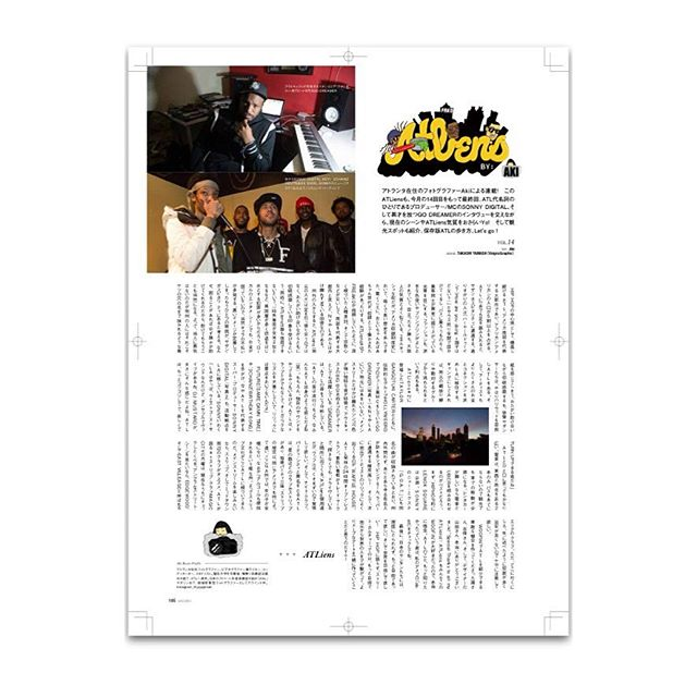 #woofinatliens #14 for last issue _woofin_mag is all bout #Atl and #atliens including short intervie