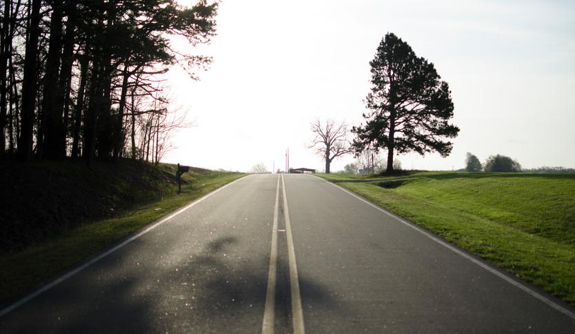 Bright road