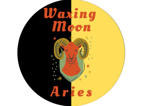 Waxing Moon in Aries +++