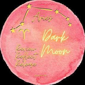 Dark Moon in Aries