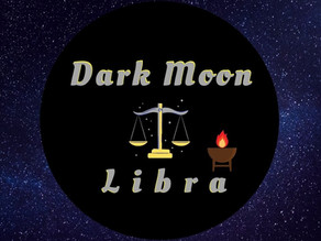 Dark Moon in Libra