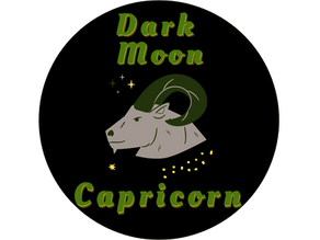Dark Moon in Capricorn