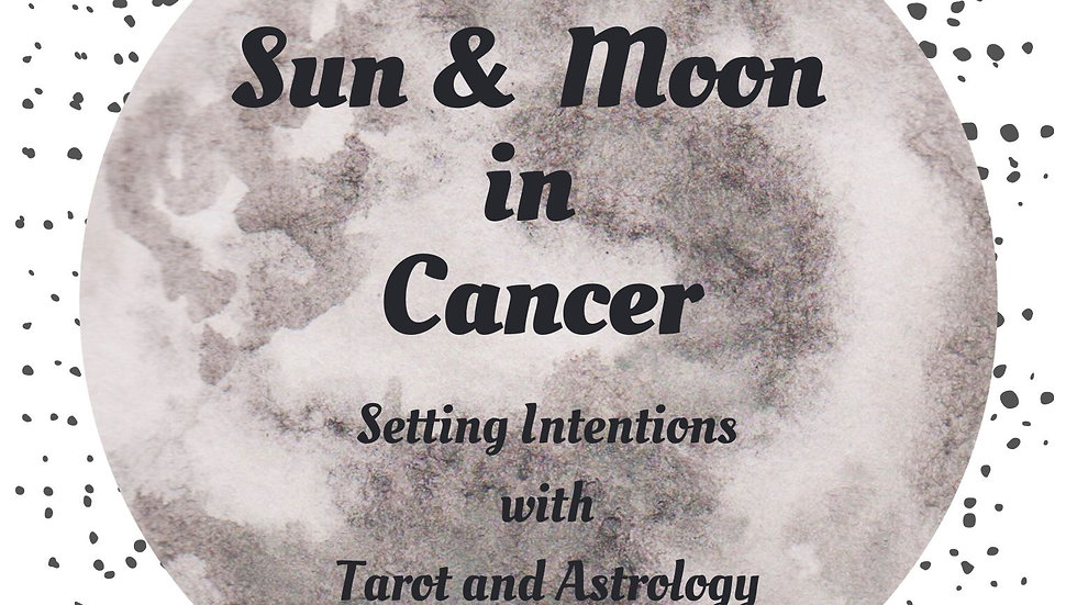 Cancer Mooonth Astrology and Tarot PDF