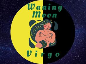 Waning Moon in Virgo