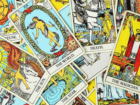 So you want to learn Tarot?