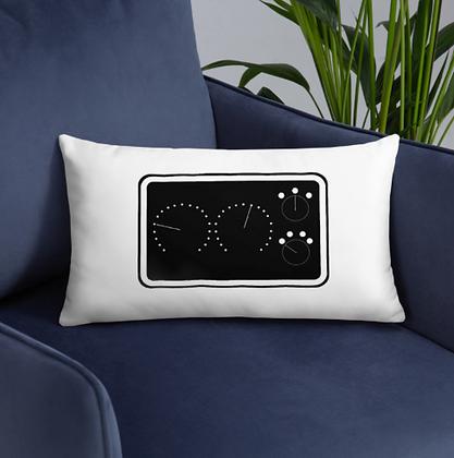 PM-610 (Black) (Plush Pillow)