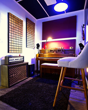 The Spot Recording Studio-Vocal Booth