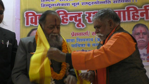 अयोध्या के बाद काशी में ज्ञानव्यापी परिसर को मुक्त कराने के लिए पहुंचे हरिशंकर जैन!