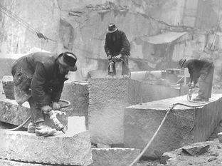 Granitbier, Steinbruch, Granit