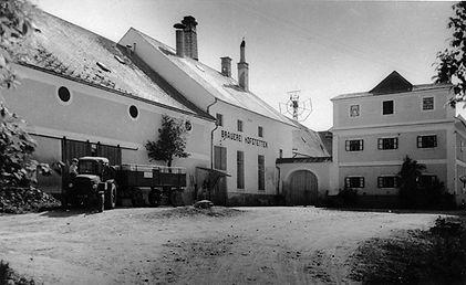 St. Martin, Steyr, Hofstettner Bier, Historisch,