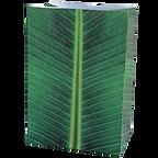 GB-E6-021-ถุงขนม_ถุงกิ๊ฟช็อป ลายใบตอง.pn