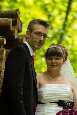Bryllup i Langå