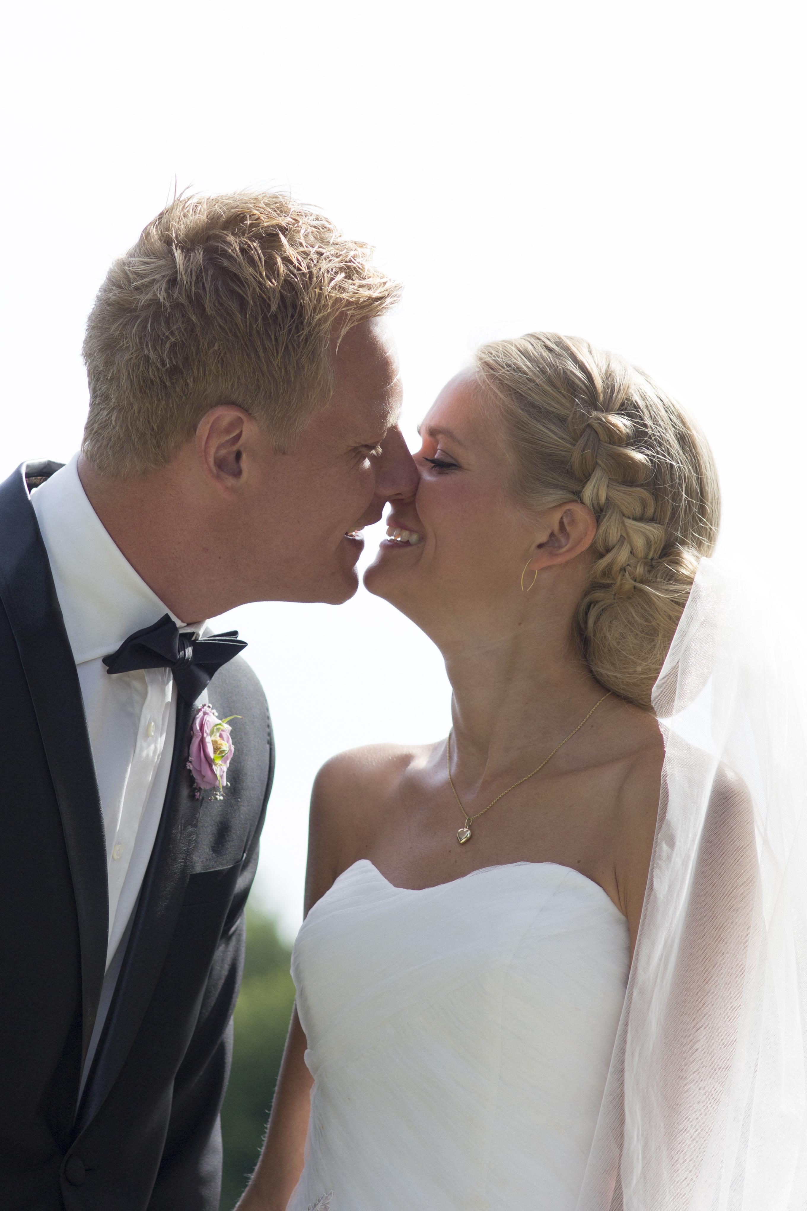Bryllup i Tranbjerg