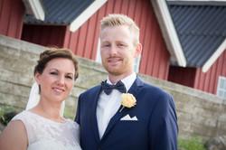 Bryllup i Strandby