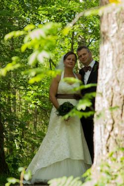 Bryllup i Ebeltoft