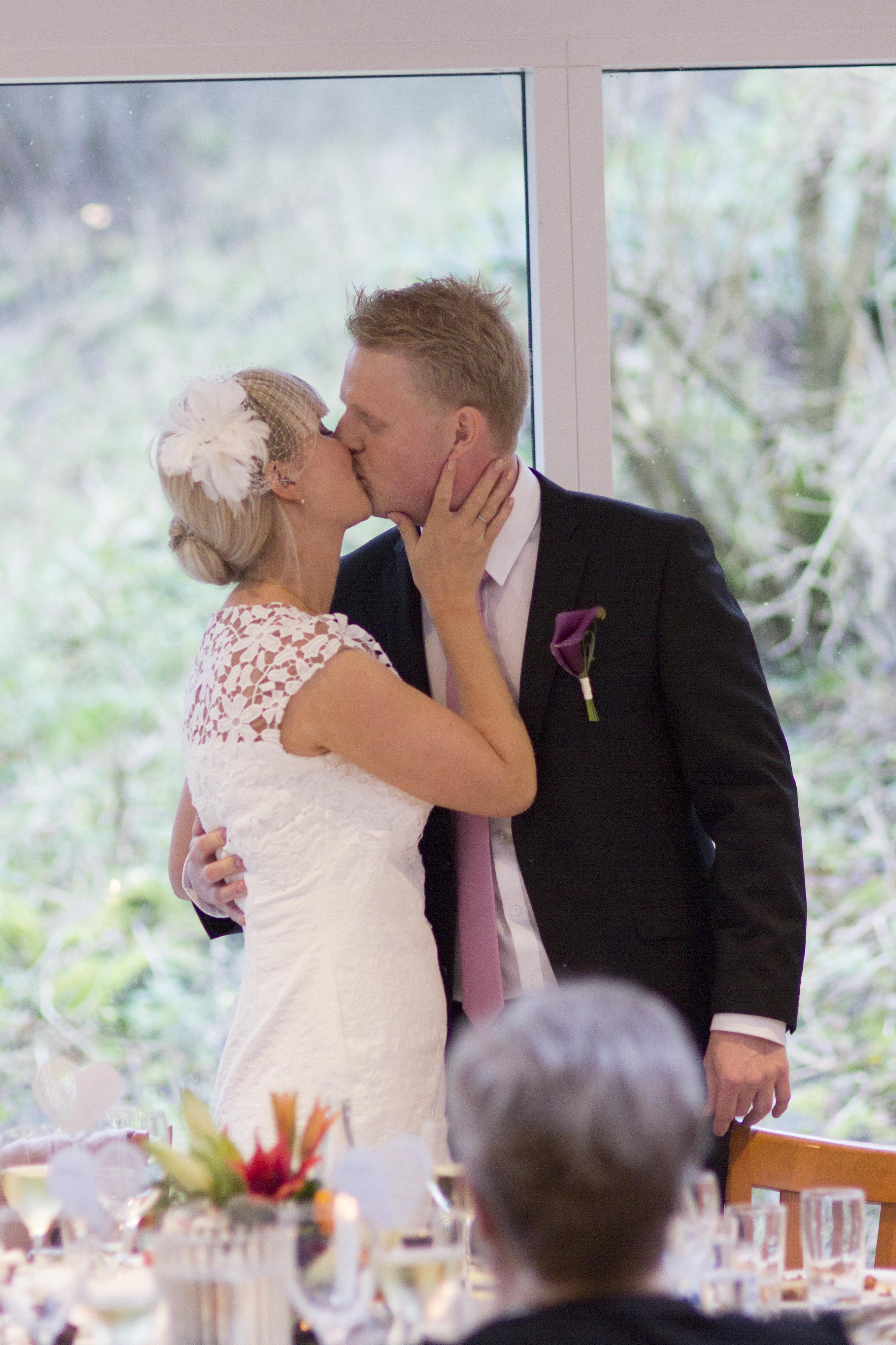 Bryllup i Hadsten