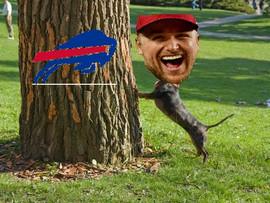 """Buffalo Bills Offense finally """"Barkley's"""" up the right tree"""