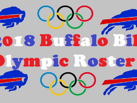 2018 Buffalo Bills Olympic Games Roster