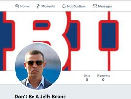 Fake Tweets from Brandon Beane Burner Account