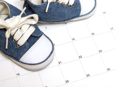 How do you determine my baby's due date?
