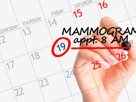 Do I need to get a mammogram every year?