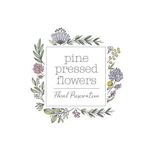 Pine Press Flowers_Full Logo_Full Color_