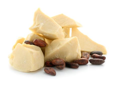 חמאת קקאו - מסיר איפור טבעי