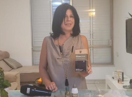 איך לצבוע את השיער עם צבע טבעי אורגני