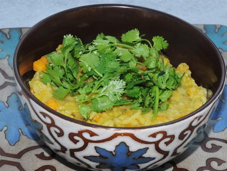 קיצא'רי- תבשיל הודי לניקוי רעלים