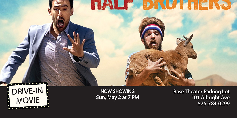 Drive In Movie: Half Brothers